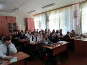 Экологические уроки «Особо охраняемые природные территории Воронежской области»