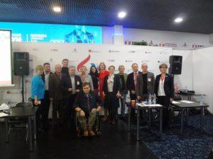 Воронежские общественники приняли участие в работе IV форум предпринимателей