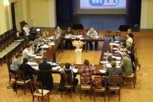 В Воронеже прошел трёхдневный семинар по мониторингу и оценке социальных проектов