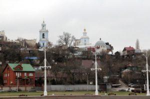 Воронежские волонтеры займутся ремонтом старинных домов