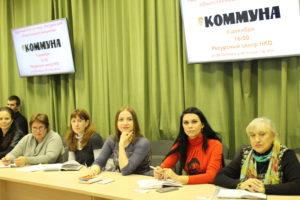 Воронежские общественники поделились своими позитивными практиками и опытом работы
