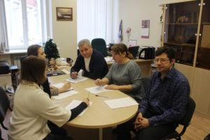 Рабочая встреча по основам мониторинга социальных проектов