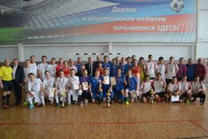 Юношеская команда НОД заняла 7-е место Первенства России по футзалу