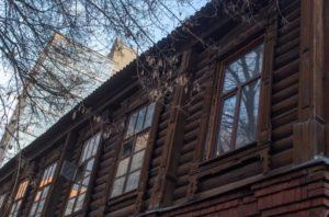 В Воронеже начался сбор средств на спасение жилого дома XX века