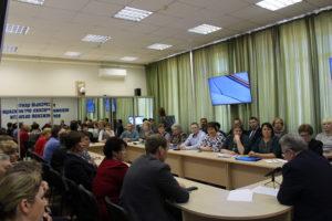 ТОСы обсудили развитие кадрового обеспечения деятельности органов местного самоуправления в работе с местными сообществами