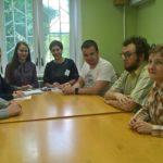 В рамках конкурса «Путь к карьере» состоялась встреча с представителями ПочтаБанка