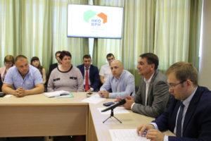 ТОСовцы обсудили важные вопросы с депутатом государственной Думы