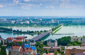 Жители Воронежа добились благоустройства двух смотровых площадок