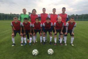 Девять игроков команды НОД вошли в состав сборной России по футболу (спорт глухих)