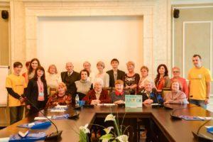 Пенсионеры Воронежской области просвещены и вооружены!