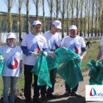 Лучшие практики «Добронежец-2018»: проект «Корпоративное социальное партнерство», лауреат в номинации Доброволец