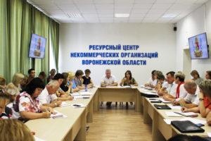 Конкурс программ муниципальных образований Воронежской области по поддержке СОНКО