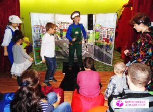 Новый этап проекта «Социокультурная адаптация детей с РАС» Воронежского Детского Театра