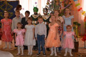Фонд «Благо» провёл новогодние утренники для детей из Панинского социально-реабилитационного центра и Мировского детского дома