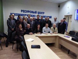 Расширенное заседание ОНК Воронежской области