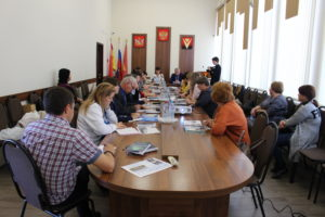 Репортаж: Семинар по социальному проектированию в городе Борисоглебск