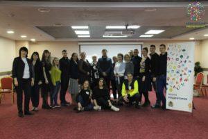Делегация Воронежских общественников приняла участи в «Школе модераторов»