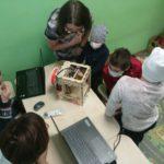 АНО «МИР» проводит занятия по авиамоделированию управления и основами 3D-моделирования