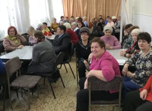 В Воронеже стартовал проект Активное долголетие