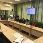 Отдел развития туризма департамента предпринимательства и торговли Воронежской области провёл семинар-совещание в «Воронежском Доме НКО»
