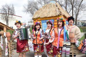 Кантемировцы собрали славянские народы