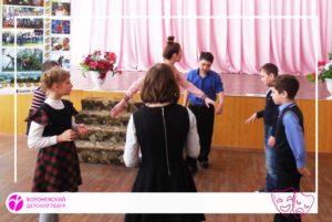 Воронежский детский театр провёл новый театрализованный урок в Белгороде