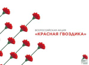 Воронежская область присоединится к акции «Красная гвоздика»