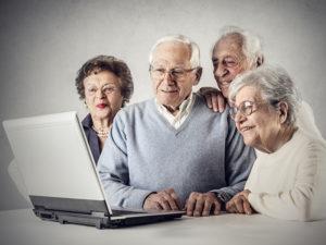 V Всероссийский конкурс личных достижений пенсионеров в сфере компьютерной грамотности «Спасибо Интернету – 2019»
