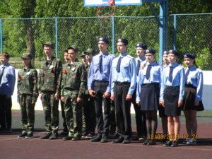 Общественные организации Воронежской области приняли в «Зарнице»