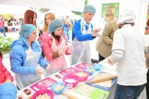 В Воронеже прошел фестиваль профориентации для детей-сирот