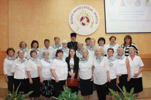 В Воронеже заработал Центр «серебряного» волонтерства