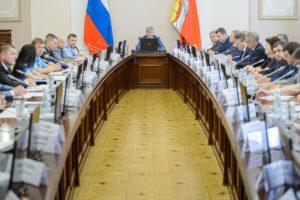 А. Гусев: «Мы должны поддерживать некоммерческие организации»