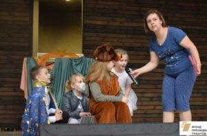 В Воронеже театральная реабилитационная студия для детей завершила сезон