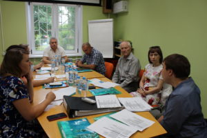 Общественный совет департамента социальной защиты обсудил доступность Воронежа для инвалидов