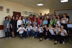 Добровольцы из разных общественных движений поделились опытом в Рамони