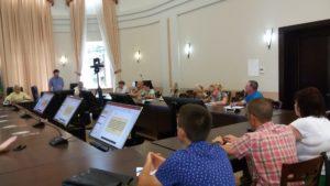«Воронежский Дом НКО» провёл выездной семинар в Семилуках
