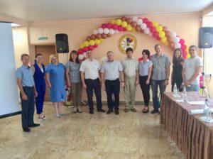 Команда Ресурсного центра посетила Репьёвский район