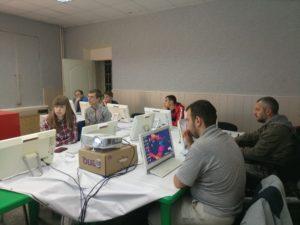 Новый этап курсов по 3D-моделированию для молодых людей с ОВЗ