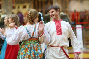 Воронежцев приглашают на «Русские вечёрки»