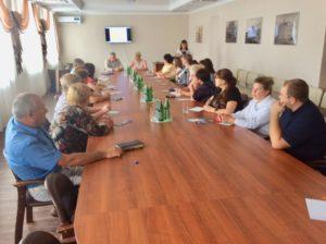 «Воронежский Дом НКО» провёл семинар в Павловске