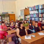 Выездной семинар в Петропавловском районе