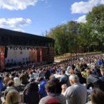 В Воронеже литературно-исторический фестиваль «Русское лето» посетили около 40 тысяч человек