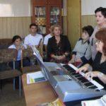 Россошанский Центр социальной поддержки граждан «МЫ ВМЕСТЕ» провел  мероприятия в местном отделении Всероссийского общества слепых