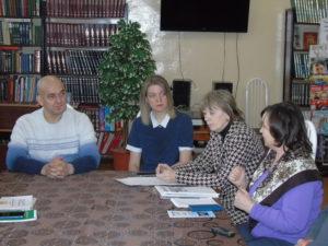 Семилукское районное общество инвалидов организовало семинар по обмену опытом