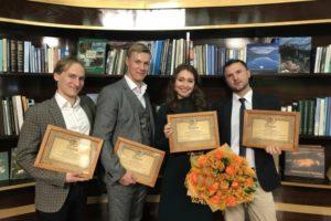 Стартовал конкурс Русского географического общества на право получения молодёжных  стипендий