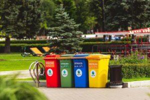 К концу 2020 года в двух районах Воронежа установят контейнеры для раздельного сбора мусора