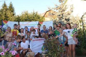 В Воронеже волонтеры «Абилимпикс» рассказали детям о «Планете Земля»