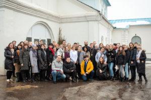 В Воронеже состоялось торжественное открытие штаба «Волонтерского корпуса 36»