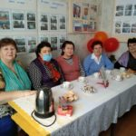 Центр людей уважаемого возраста в Ольховатском районе продолжает работу при поддержке Фонда президентских грантов