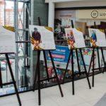 В ТРК «Арена» работает выставка «В память о Великой Победе»